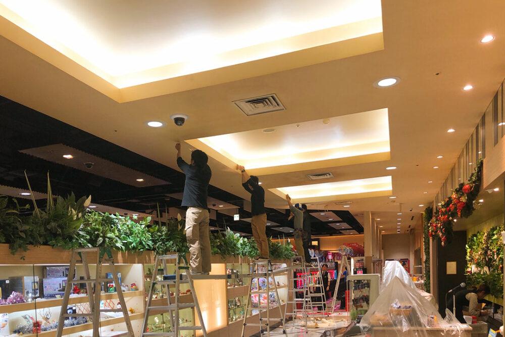 飲食店・店舗内装飾